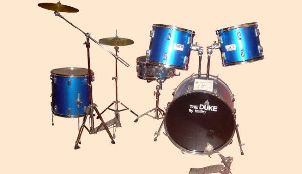 batteria Dixon